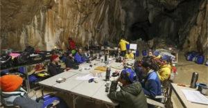 Hogyan érezték magukat miután kijöttek? 15 önkéntes egy kísérlet során 40 napot töltött egy napfény nélküli barlangban