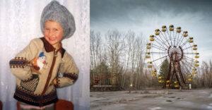 Így néz ki ma az egyetlen gyerek, aki Csernobilban a robbanás után született és nevelkedett. Ma már 21 éves