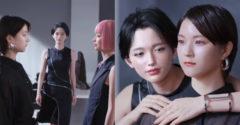 Kitalálod, hogy a fotón melyik modell valóban nő? A japán reklám megzavarta a világot.