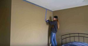 Unalmasnak találta a lakása falait, ezért a kezébe vette a dolgokat. A végeredmény még őt is meglepte