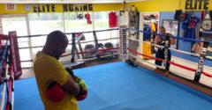 A férfi kihívta a bokszedzőt egy menetre. Rögtön meg is bánta
