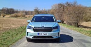 Hogyan fog kinézni az új Enyaq? Álca nélkül kapták le a Škoda új, X6-osra hajazó modelljét