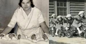 Éveken át mutogatták őket. A leghíresebb ötös ikrek csak miután elköltöztek otthonról találták meg a szerencséjüket.