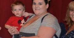 A nőnek 90 kg-tól sikerült megszabadulnia. Az egész egy 28 napos diétával kezdődött.