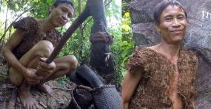 A férfi, aki a dzsungelben nőtt fel, 40 évig nem tudott a nők létezéséről