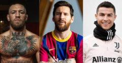 A világ legjobban kereső sportolói