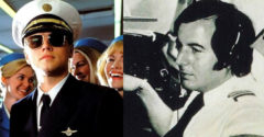 Pilótának, ügyvédnek és orvosnak is sikeresen adta ki magát Frank Abagnale, a történelem legelképesztőbb csalója