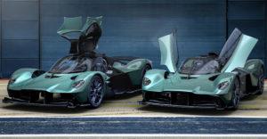 Ezeket az autókat csodálja most a világ a Monterey Autós Hétről