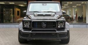 Több mint egymillió euróért eladó egy egyedi Brabus G V12 900. A kevés legyártott darabból Ronaldoé az egyik