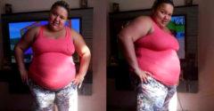 139 kg-ot nyomott, de modell szeretett volna lenni. Hihetetlen átalakulása sokakat inspirál a világon.