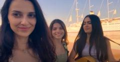 A népszerű olasz szám, a Bella Ciao a Trio Mandili előadásában